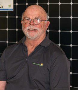 solar company founder Martin Learn