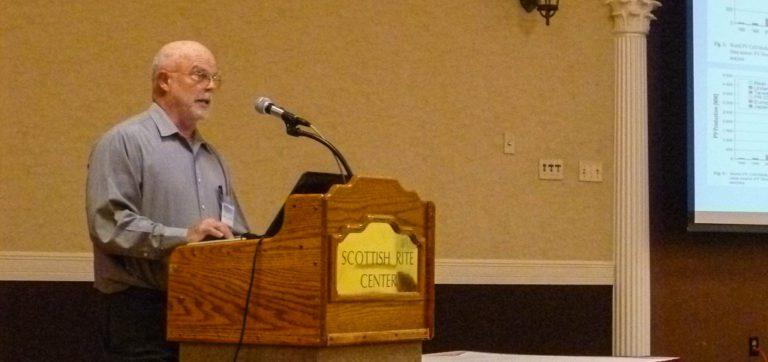 Martin Learn a solar trailblazer in California