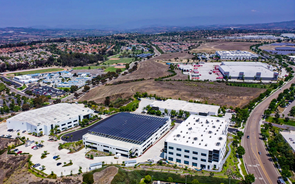 parking garage top solar, solar on parking structure