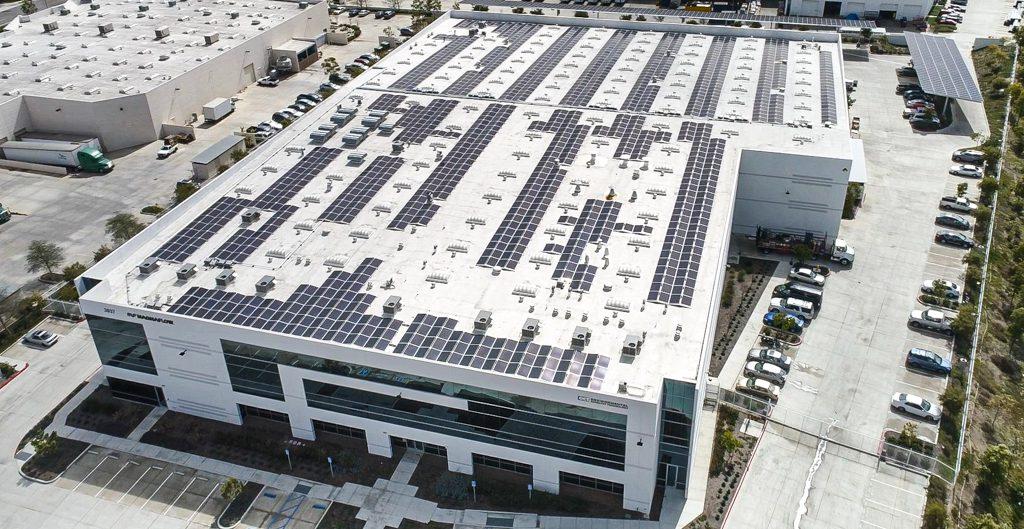 commercial solar, Oceanside, solar for business, solar building